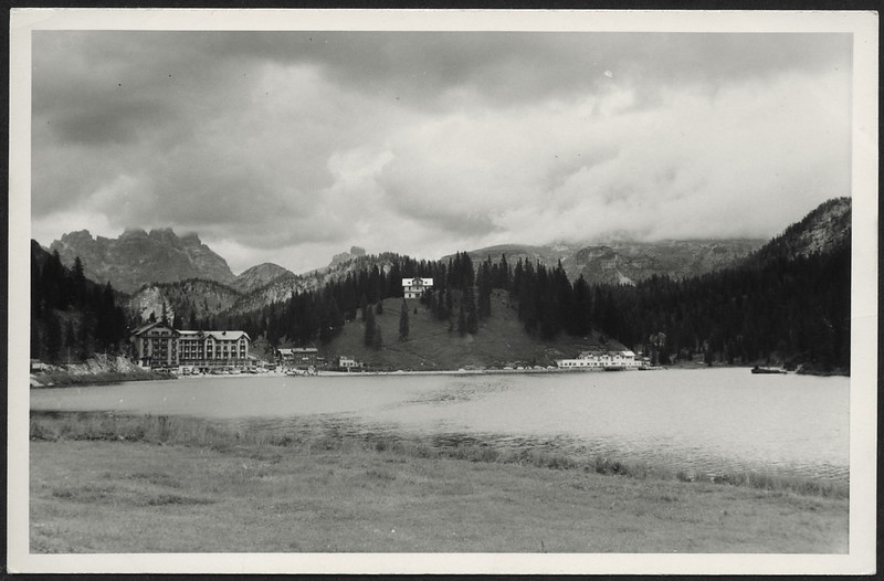 Archiv R181 Hotel am See, 1960er
