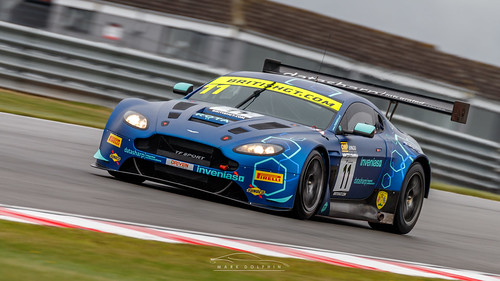 #11 TF Sport Aston Martin V12 Vantage GT3 - British GT Donington Park 2018 | by Xtra Photographic