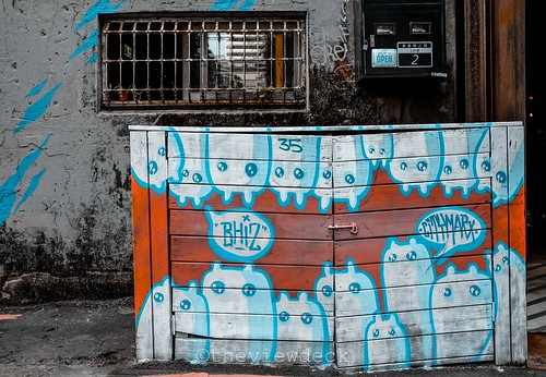 Street Art in Taipei | by TheViewDeck