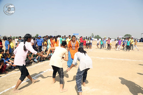 Kabaddi by female players