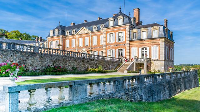 Château de Sassy Côté Cour (5)