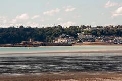 St Aubin in the Distance