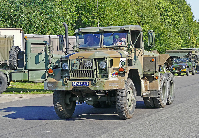 REO M275-A2 tractor US-Army