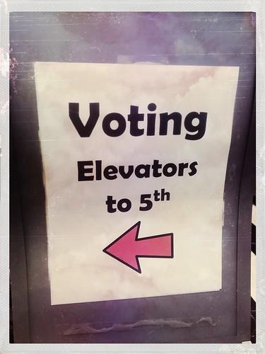 Voting Elevators to 5th