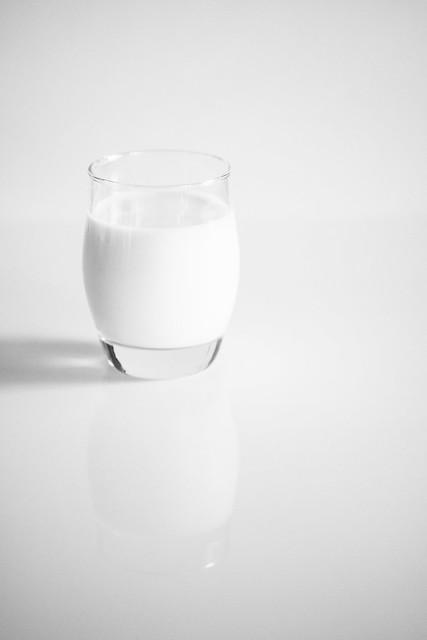 C'est quoi ce verre de lait ?