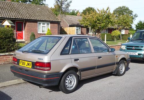 1988 Mazda 1.3 Javelin | by Spottedlaurel