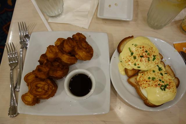 Breakfast at 1900 Park Fare