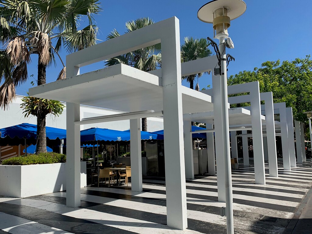 Lincoln Road Mall South Beach Morris Lapidus Phillip Pessar Flickr