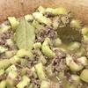 from the #garden #Homegrown #Cucuzza #basil #homemade #Food #CucinaDelloZio - Baked #Pasta!