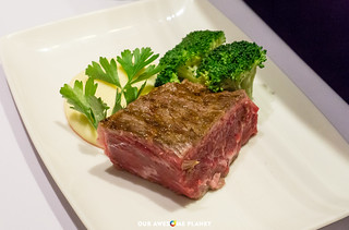 PAL X WOLF GANG'S STEAKHOUSE   by OURAWESOMEPLANET: PHILS #1 FOOD AND TRAVEL BLOG
