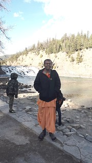Dr Keshav Anand@ Banff, Canada, Oct, 2018. | by Keshav Anand Das