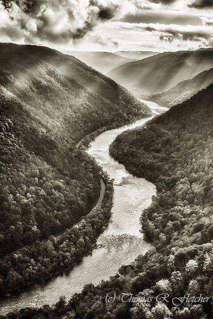 Grandview New River Gorge