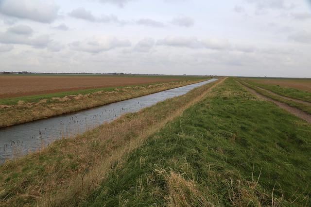 Marshes near Wainfleet