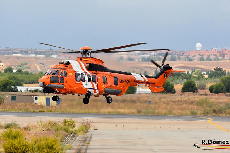 Eurocopter EC225LP Salvamento Marítimo