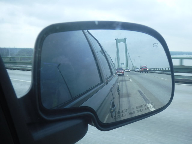 New York to New Jersey