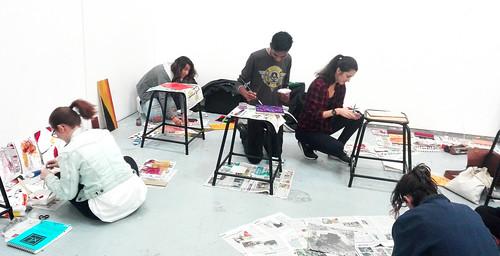 #Prépa / Ateliers d'immersion   by esamCaenCherbourg