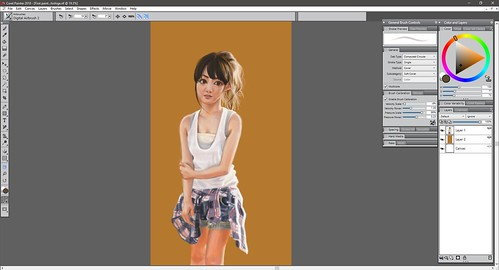 Sayu Corel Painter 2018 XX