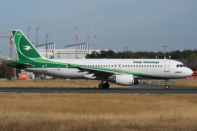 YI-ARD_A320_Iraqi Airways