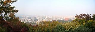seoul - panorama   by salazar62