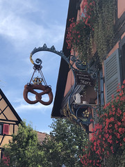 Eguisheim: Grand Rue