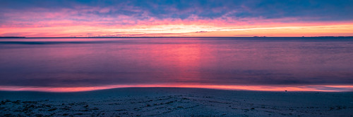 sunset buffalony buffalo lake lakeerie colors longexposure beach clouds sand woodlawn newyork canon 6d 247028