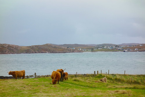 View from Isle of Iona   by B-O-K