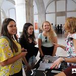 Thu, 27/09/2018 - 17:21 - O Politécnico de Lisboa (IPL) deu as boas-vindas aos estudantes internacionais, que escolheram Lisboa como destino do seu programa de estudos, em mobilidade internacional, no Lisbon Welcome Day, evento oficial promovido pela Câmara Municipal de Lisboa, em parceira com a Associação Erasmus Life Lisboa.  27 de setembro de 2018