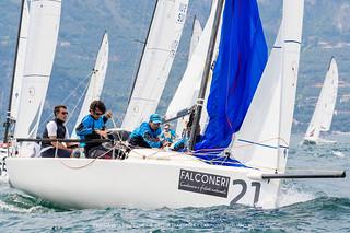 Campionato Italiano J-70 - Angela Trawoeger_K3I3460
