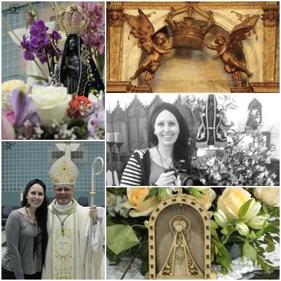 Composite Fotografando Paróquias Nossa Senhora Aparecida