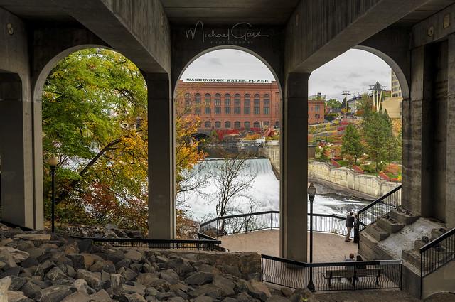 Under The Bridge View