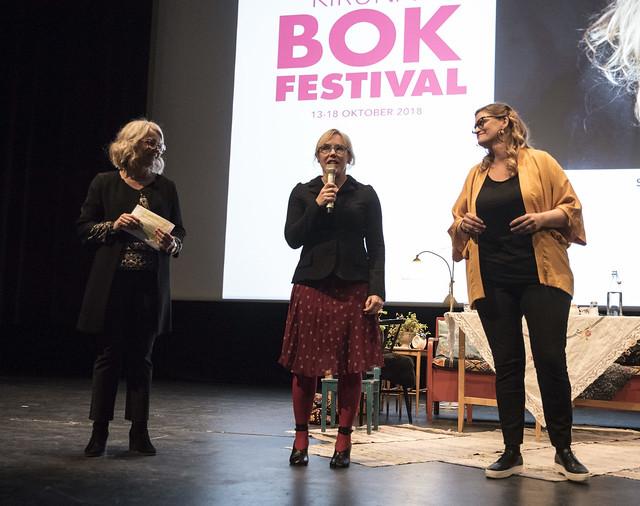 Kiruna bokfestival 2018