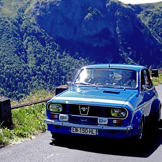 Renault 12 Gordini - Puy Mary | by pom'.