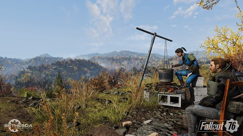 Fallout76_B.E.T.A_Fireside   by PlayStation Europe
