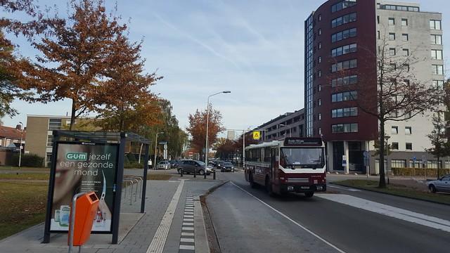 buslijn 750 jaar Roosendaal