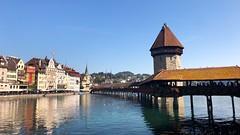 Luzern: Kapellbrücke