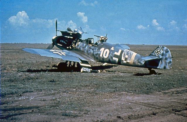 Me Bf 109 JG 52 JEC 12529