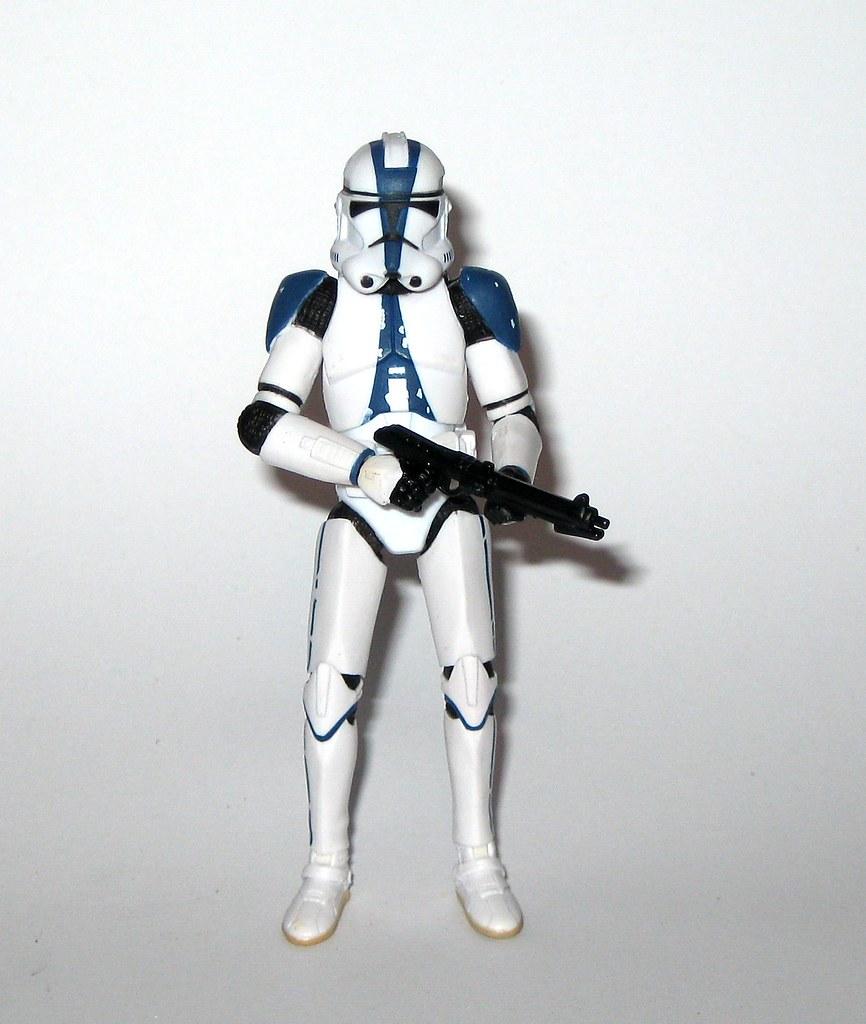 Vc60 Clone Trooper 501st Legion Star Wars The Vintage Coll Flickr