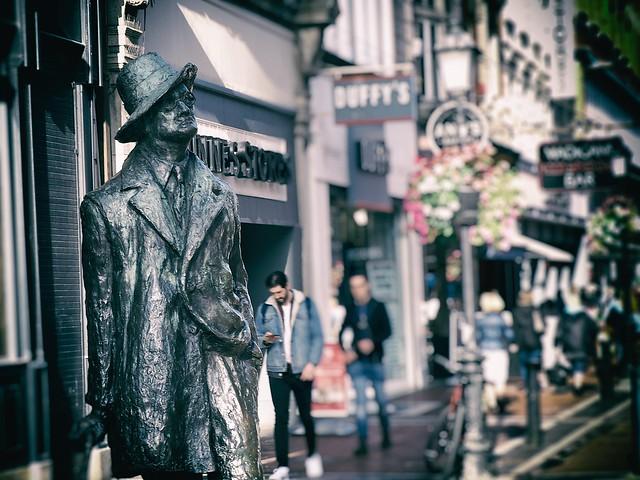 James Joyce - Dublin, Ireland