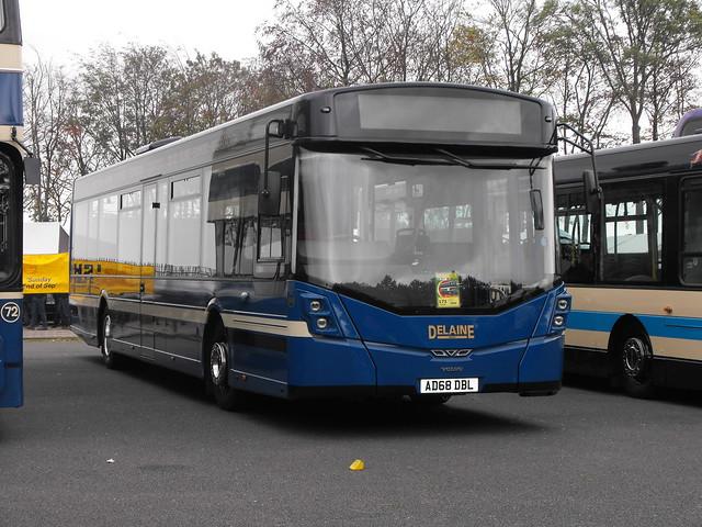 164, AD68 DBL, Volvo B8RLE