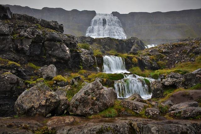 Iceland | Waterfall