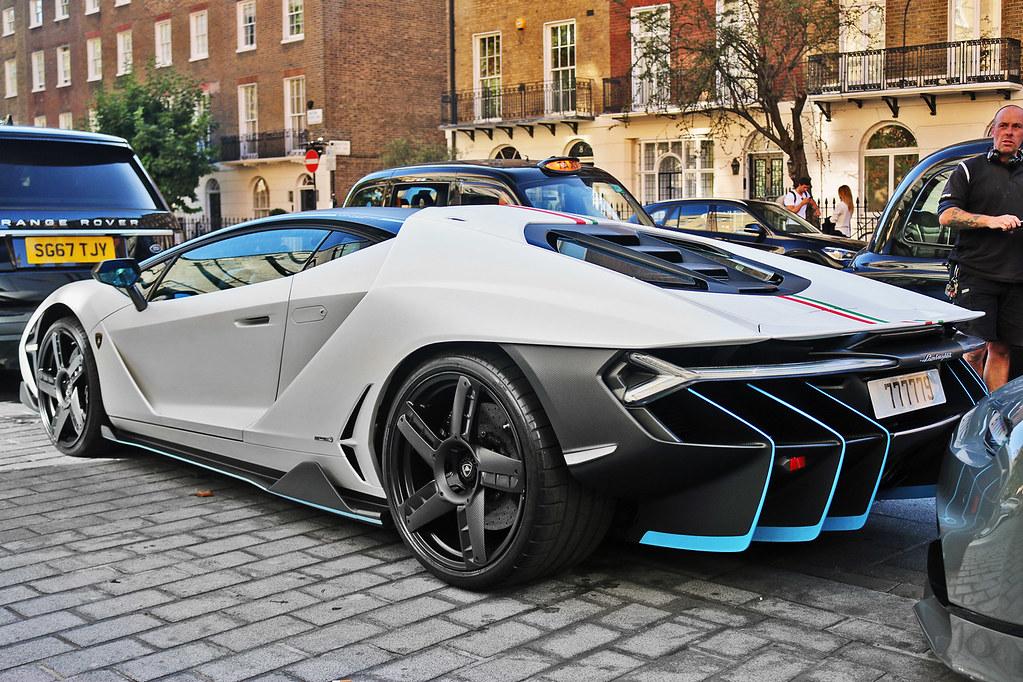 Lamborghini Centenario Lp770 4 777779 Qatar This Was S Flickr
