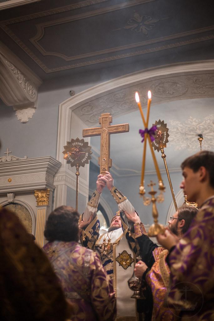 26-27 сентября 2018, Воздвижение Честного и Животворящего Креста Господня / 26-27 September 2018, The Universal Exaltation of the Precious and Life-giving Cross