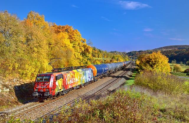 MRCE/SBB Cargo International 189 206