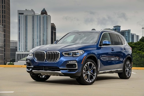 2019 BMW X5 Sports Activity Vehicle Photo