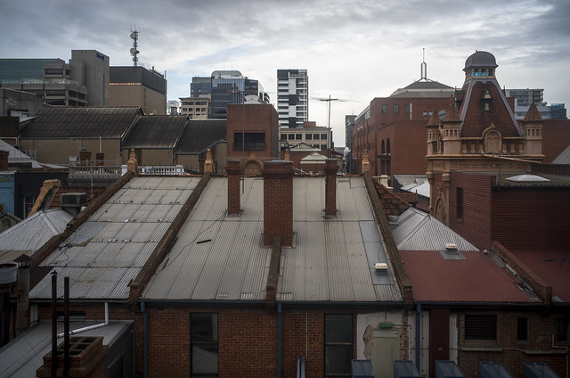 back of Hindley St