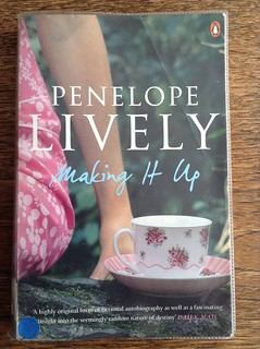 Making It Up - Penelope Lively | by Mary Loosemore