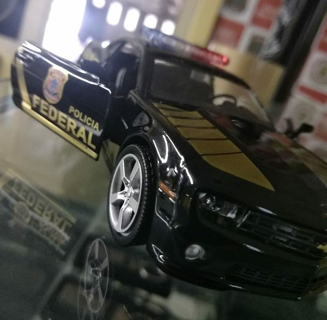 Viatura Camaro 2