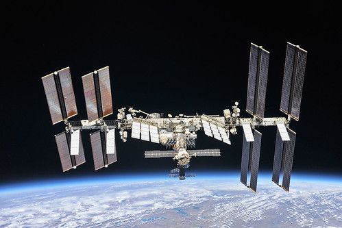 The International Space Station as of Oct. 4, 2018 | by NASA Johnson