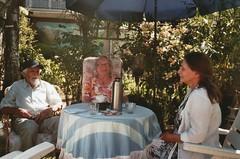 grandad's birthday garden