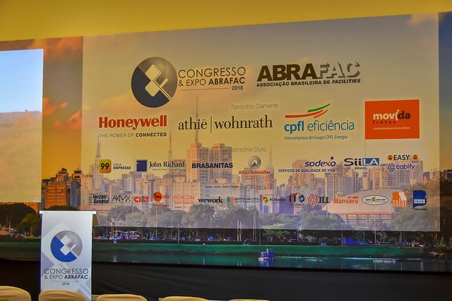 Congresso & Expo ABRAFAC 2018 - DIA 26